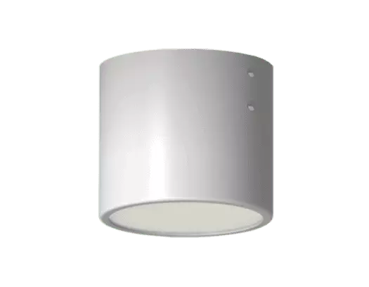 Downlight Round Sobrepor 7W